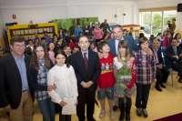 Serna asiste a la celebración del 25º aniversario del colegio público 'Bajo Pas'