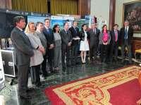 Microsoft reconoce a Santander como 'Ciudad Saludable' y la invita a extender la