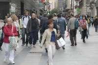 Las ventas del comercio minorista descienden un 4,4% en abril en Cantabria y el empleo un 3,3%