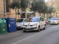 Los taxistas de Palma se manifestarán este miércoles en contra de la regulación para temporada alta