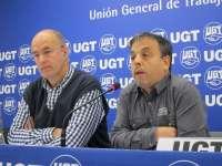 UGT y CCOO critica la situación de