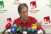 IU-Extremadura aboga por que