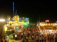 La Feria de Alcalá de Guadaíra arranca esta noche con el encendido del alumbrado