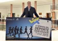 Santander acogerá su IV Semana del Deporte del 15 al 22 de junio, con 49 propuestas para todas las edades