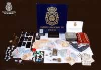 Detenidas 13 personas, entre ellas un menor, por un delito de tráfico de drogas en Puertollano (Ciudad Real)