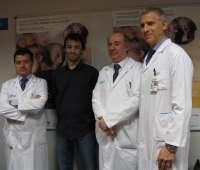 El 15% de los trasplantes renales de Aragón ya se hacen de donante vivo