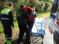 Rescatado un senderista perdido en Ramales de la Victoria