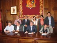 El alcalde de Teruel está