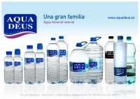 La empresa Aquadeus, afincada en Albacete, distribuirá sus productos en cinco compañías aéreas