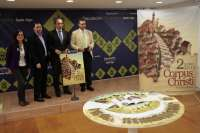 Ponteareas elaborará 22 alfombras florales que ocuparán 12.000 metros cuadrados para celebrar el Corpus