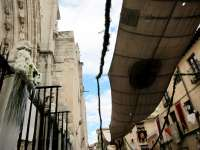 Todo preparado en Toledo para la celebración del Corpus Christi, que comenzará  con el disparo de las bombas reales