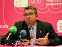 Llopis (UPyD) lamenta la anulación del plan Rabasa porque ve