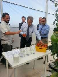 Murcia desarrolla proyecto europeo experimental para aplicar nutrientes de aguas depuradas en la producción de cultivos