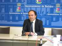 El concejal de Urbanismo de Badajoz confía en que