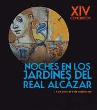 Las Noches en los Jardines del Alcázar comienzan este miércoles con la actuación de Forma Antiqva