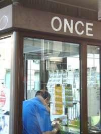 El sorteo de la ONCE reparte 140.000 euros en cuatro cupones vendidos en la avenida del Cid