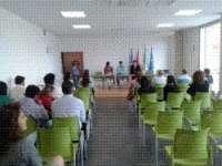La Diputación de Badajoz entrega los diplomas a 27 alumnos del curso Simulación de Empresa para Emprendedores