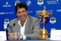 El golfista José María Olazabal, Premio Príncipe de Asturias de los Deportes 2013