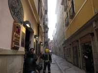 Los Bomberos sofocan un incendio en el primer piso del número 8 de la calle Laurel