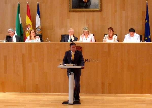 La Diputación bajará el IBI hasta un 50 por ciento a más de 500.000 malagueños en 2014