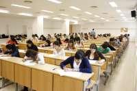 Finaliza sin incidencias la segunda jornada de la Selectividad en las universidades andaluzas