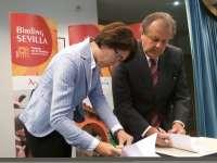 Diputación presenta en Faro su oferta basada en turismo ecuestre, gastronomía, cultura y patrimonio