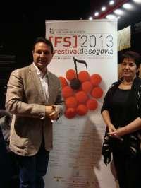 El Festival de Segovia, con mitad de presupuesto, escapa al