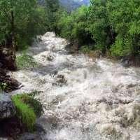 Los caudales de los ríos afectados por las lluvias están estables y en descenso