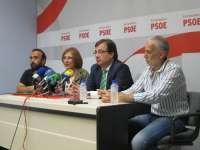 Carmen Heras deja la política municipal pero reforzará su presencia en el PSOE a nivel regional