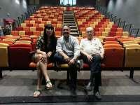 Rossy de Palma y Carles Santos eligen Murcia para hacer este viernes su residencia artística