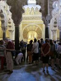 La Mezquita-Catedral de Córdoba, premiada como el mejor sitio de interés turístico de Europa