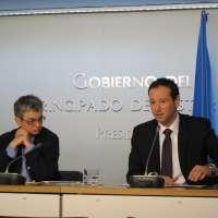 Asturias defenderá este jueves el reparto del déficit en base a la estructura del gasto de las administraciones
