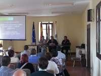 Bretón destaca la propuesta del nuevo Plan Hidrológico durante la inauguración de la 'Escuela de Ríos para alcaldes'