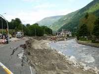 Les y Bossòst (Lleida) urgen a levantar el cierre vial por Francia