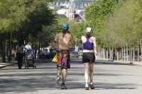 Las provincias de Badajoz y Cáceres estarán este jueves y el viernes en alerta por temperaturas máximas