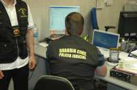 La Guardia Civil detuvo en 2012 a una veintena de personas en Euskadi en operaciones contra la