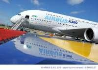 British Airways recibe su primer A380 de los doce 'superjumbos' pedidos