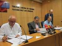 CEN, UGT y CCOO firman la revisión del Acuerdo Intersectorial de Navarra sobre Relaciones Laborales