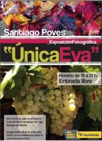 El extremeño Santiago Poves expone en Mérida (Badajoz) fotografías sobre las historia de la uva de mesa