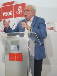 El PSOE propondrá en el Parlamento de Extremadura un plan de alimentación en el marco escolar para el curso 2013-14