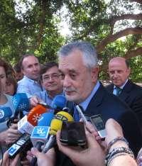 Griñán cree que la interventora adjunta