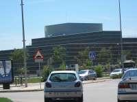 CHA pide la disolución de la sociedad del Palacio de Congresos de Huesca y el traslado de sus trabajadores