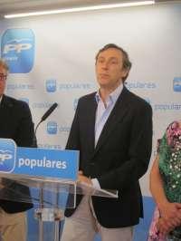 El PP aconseja al PSOE no presionar a los jueces con los ERE y le recuerda que la imputación no presupone culpabilidad