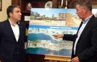 La Diputación invertirá 2 millones para construir un sendero litoral entre Mijas y Marbella