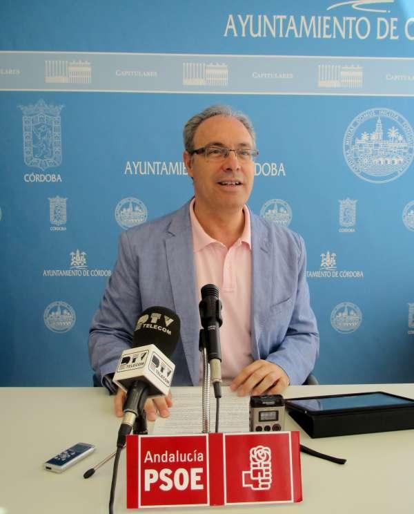 El PSOE demandará en el Pleno la limpieza de la Ribera y un acuerdo para ampliar la protección contra incendios