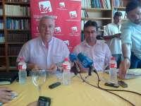 Cayo Lara dice que la coalición con el PSOE en la Junta