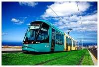 El tranvía inicia este lunes su horario de verano