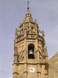 Patrimonio acomete obras de conservación en la Iglesia de Sádaba