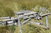 Tres detenidos por un robo de tubos de riego en una finca agrícola en Aldeamayor (Valladolid)
