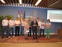 El Centro BTT Moncalvillo estrena una web que une deporte, ocio y turismo